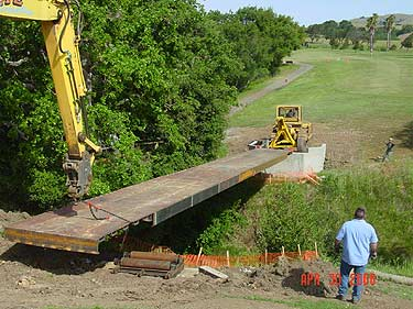 Flat Car Bridge